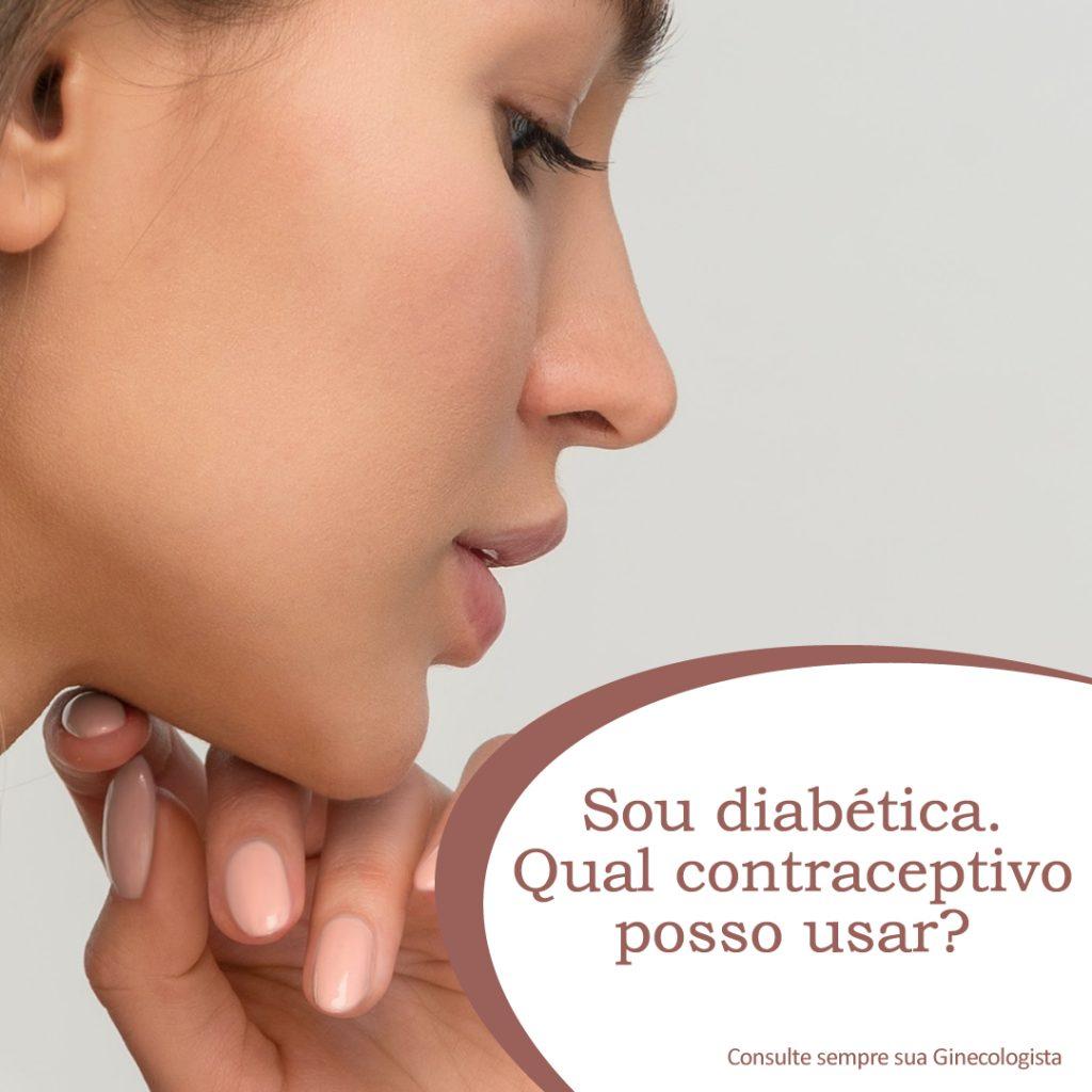 Mulher pensativa, em alusão a dúvida sobre diabetes e método contraceptivo. Foto por Icons8 Team no Unsplash.