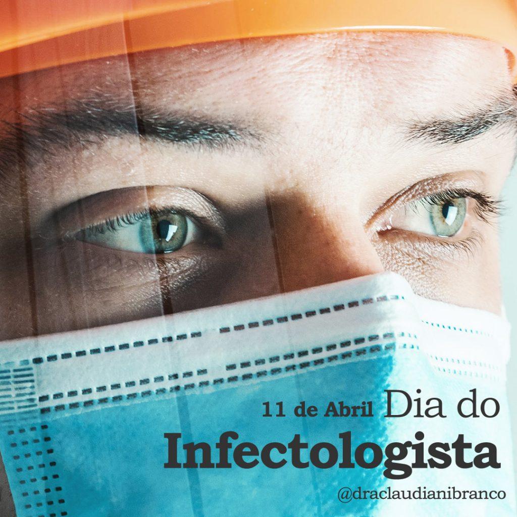 Dra Claudiani Branco faz homenagem ao dia do Infectologista.  Foto: Jeeshots LA no Unsplash.