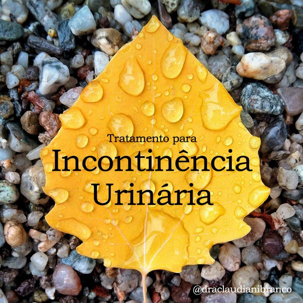 Dra Claudiani Branco fala sobre a Incontinência Urinária. Foto: Max Bohme no Unsplash.