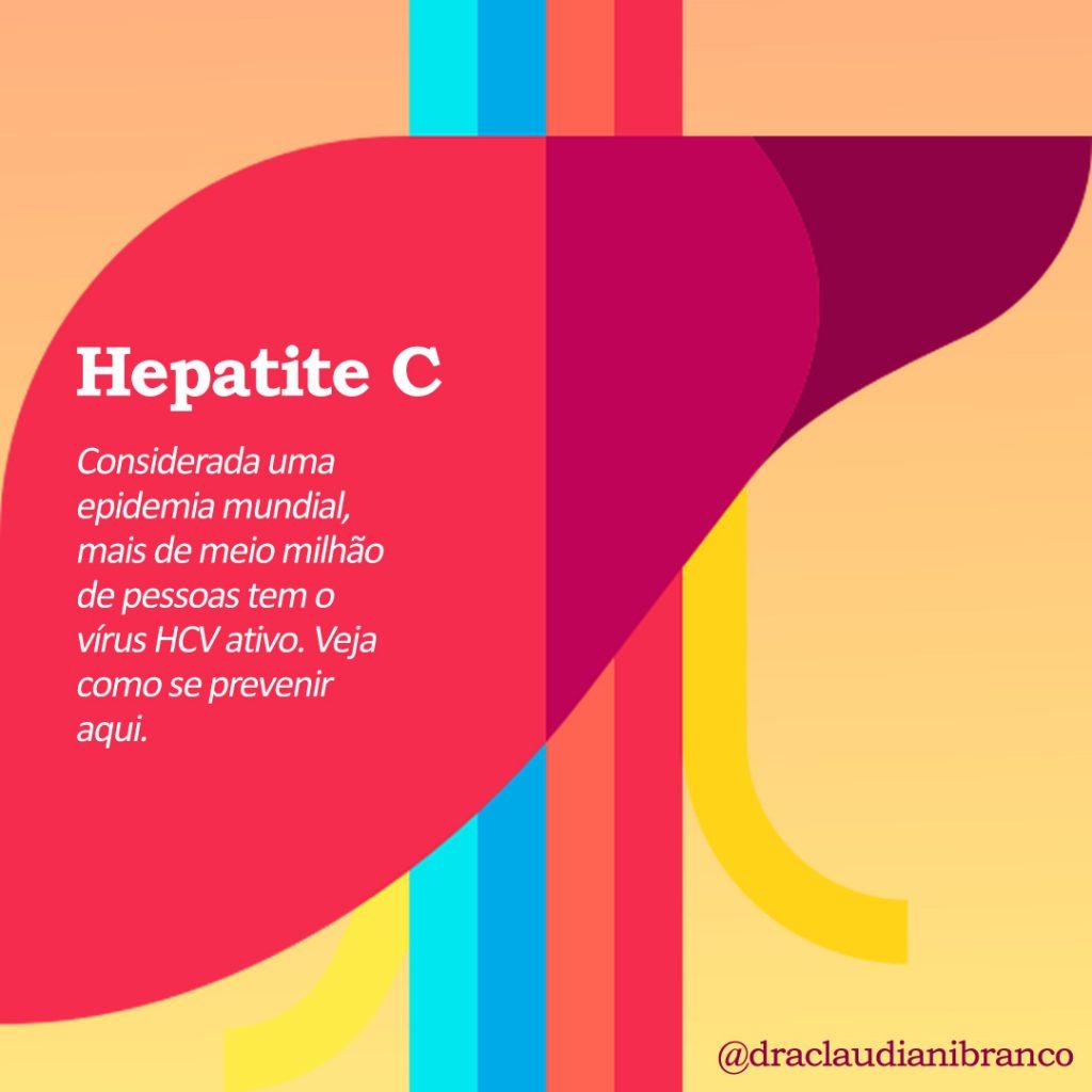Dra Claudiani Branco fala sobre a Hepatite C. Ícone por Flaticon.com