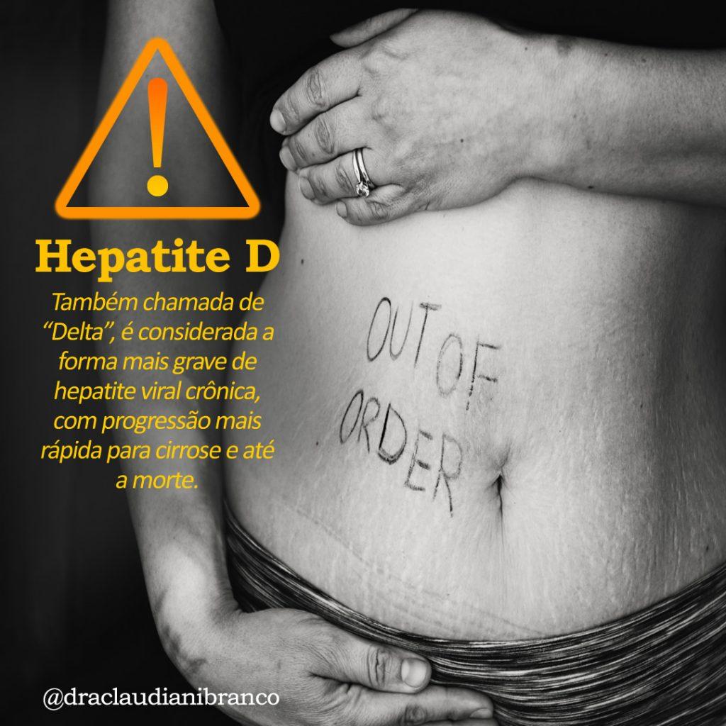 Dra Claudiani Branco fala sobre a Hepatite D.  Imagem: Kat Jayne no Pexels.